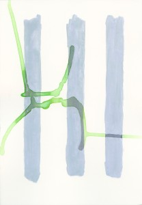 Untitled, 2011, watercolour on paper, 18x26cm